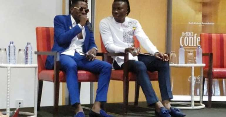 We Want Our Unity To Be Pushed To The BBC And ALJAZEERA – Stonebwoy Urged People In The Media