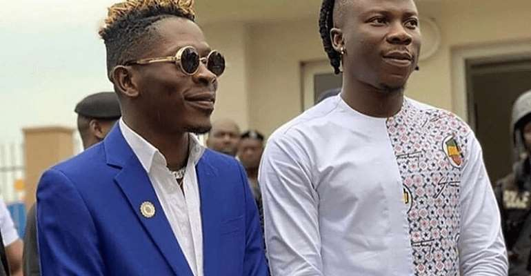 We've Been Yearning For Peace For A Long Time – Stonebwoy Confessed