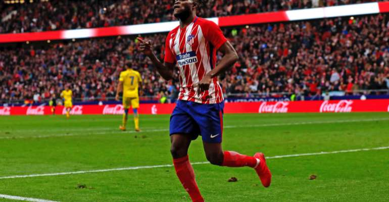 Thomas Partey Will Not Renew His Atletico Madrid Contract – Spanish Football Expert