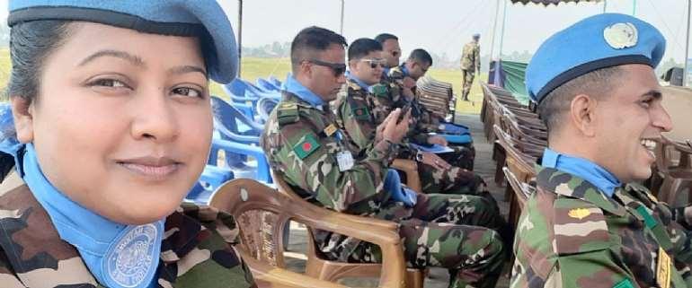 Major Nargis Parvin