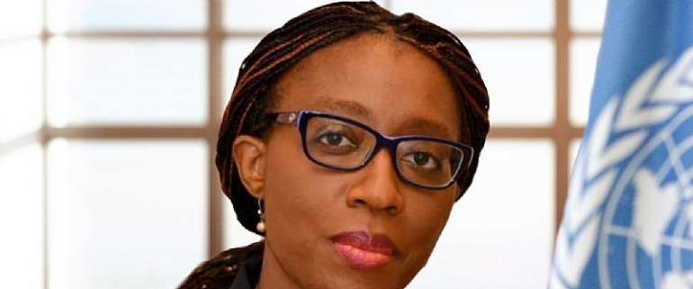 Ms. Vera Songwe, Executive Secretary of the ECA