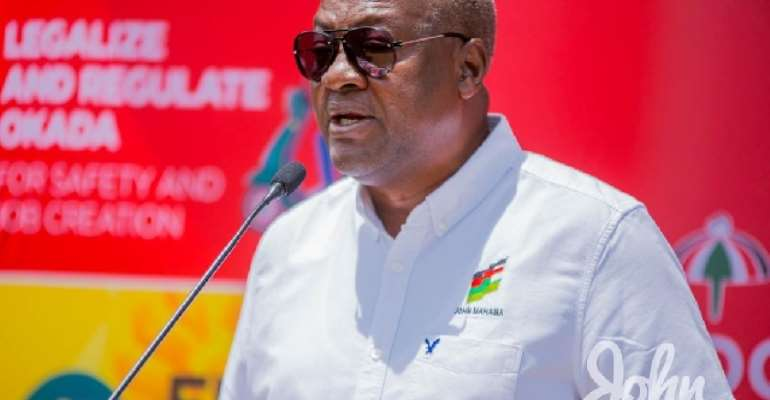 Ghana has exceptional human talent, yet we can't make things right – Mahama