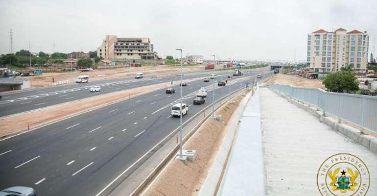 The Tema Motorway
