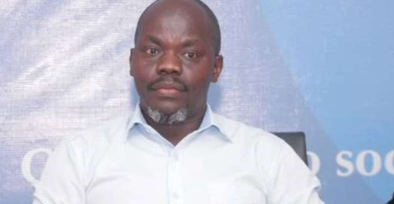 Ugandan authorities recently summoned Tabu Butagira (pictured) and Tony Glencross, both employees of the Nation Media Group-Uganda, for questioning. (Photo: Media Focus Africa)