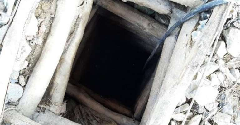 Talensi: Body of missing miner in Gbane pit collapse retrieved