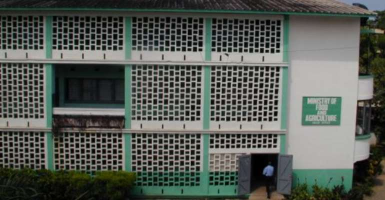 Court closes MOFA offices in Cape Coast