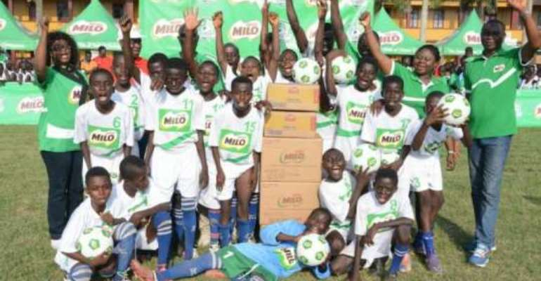 Two schools from Central/Western qualify to Milo U13 final