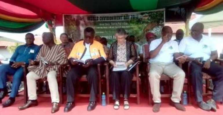 'We need collective efforts to preserve the environment' - Minister