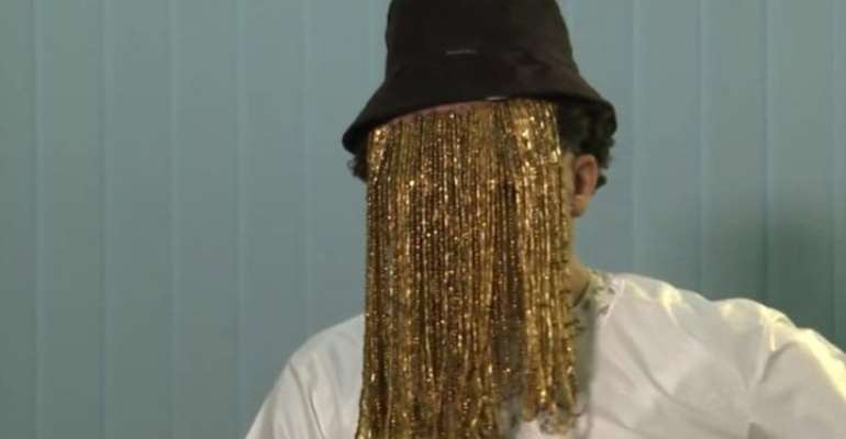 #Number 12: Anas Has 146 Prosthesis Faces - Journalist