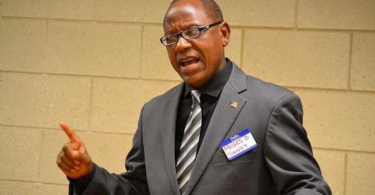 Moses Sandy - ALJA National President