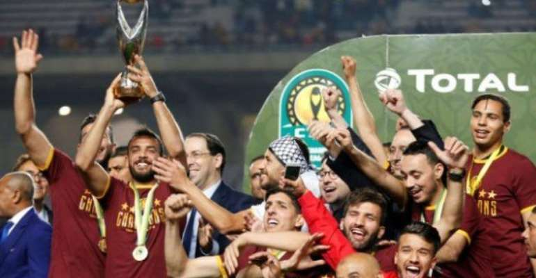 Caf Champions League: Esperance Ordered To Return Medals And Face Wydad Again