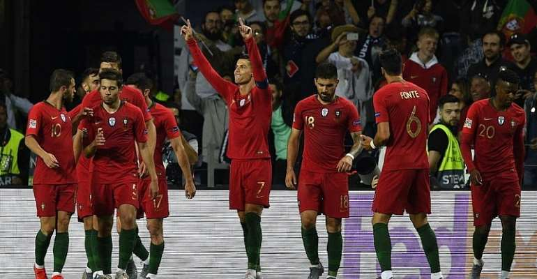 Ronaldo Hat-Trick Sends Portugal Into Nations League Final