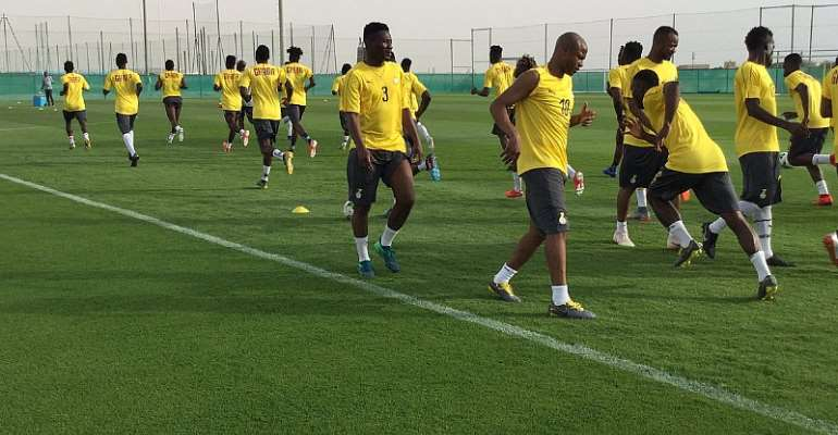 CONFIRMED: Full House In Black Stars Camp Following Jonathan Mensah's Arrival