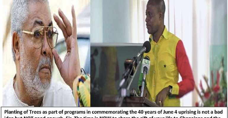 [Full Text] Ghana Is Not Poor, We Need Attitudinal Change Leadership—Jacob Osei Yeboah