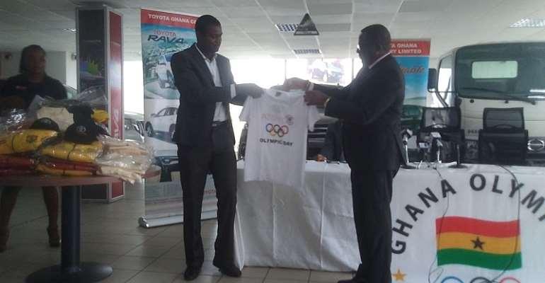 GOC To Celebrate 2019 Olympic Day Run In Koforidua