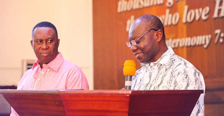 NPP's 2016 Election Victory Was A Miracle – Finance Minister