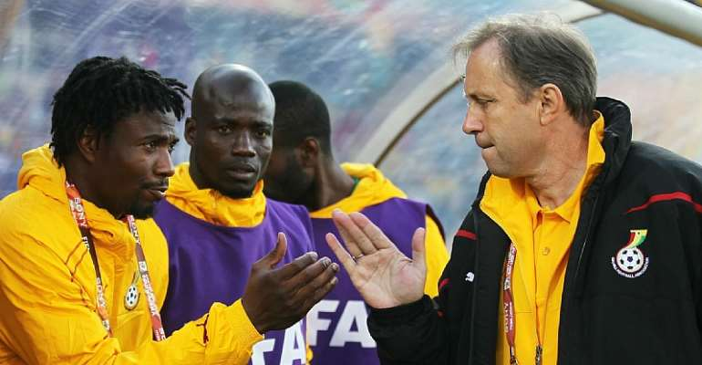 I Am Ready To Coach Black Stars Again - Serbian Coach Milovan Rajevac