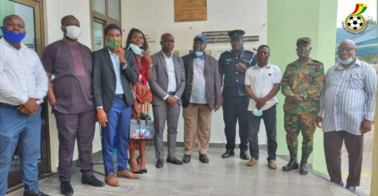 GFA's Safety & Security Committee Engages Premier League Management Body