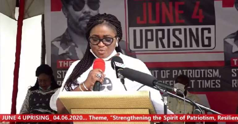 "2020 Election: ""Integrity Slaughtered Under Jean Mensa-led EC"" – NDC"