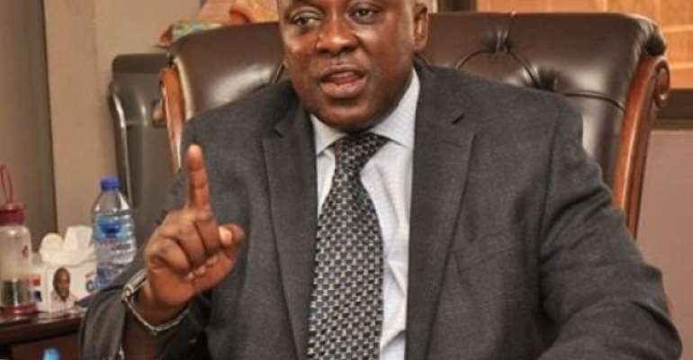 Rawlings Comments Re-echo's What Akufo-Addo Has Been Saying On EC - Carlos Ahenkorah