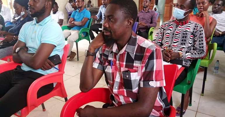 Asokore Mampong: Tax collectors equipped to boost revenue collection