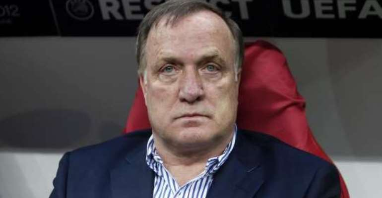 Advocaat believes in Dutch World Cup qualification