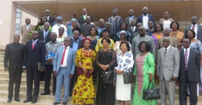 Foreign Minister urges envoys to promote Ghana's interest