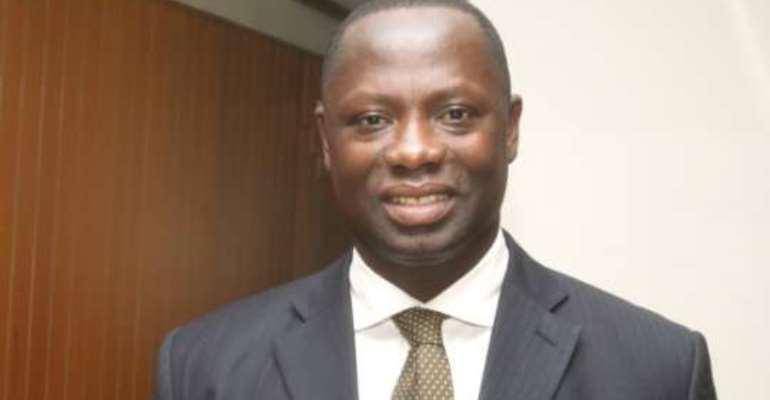 Nzema Students Honour Ellembelle MP