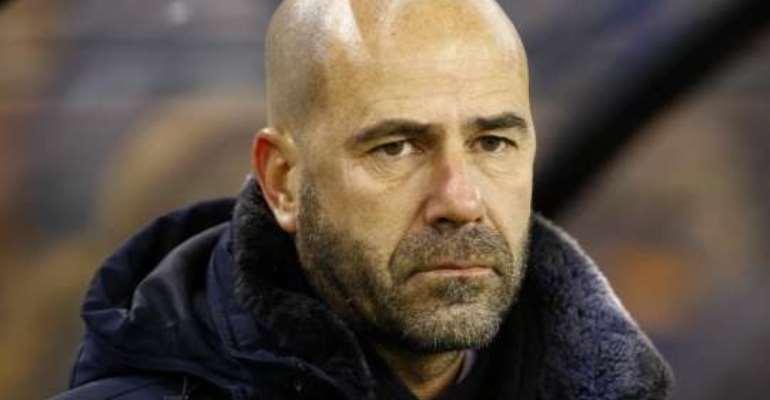 Dortmund appoint Dutch coach Bosz to succeed Tuchel