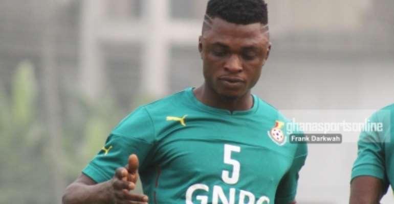 Black Stars defender Rashid Sumaila calls for support ahead of Ethiopia clash