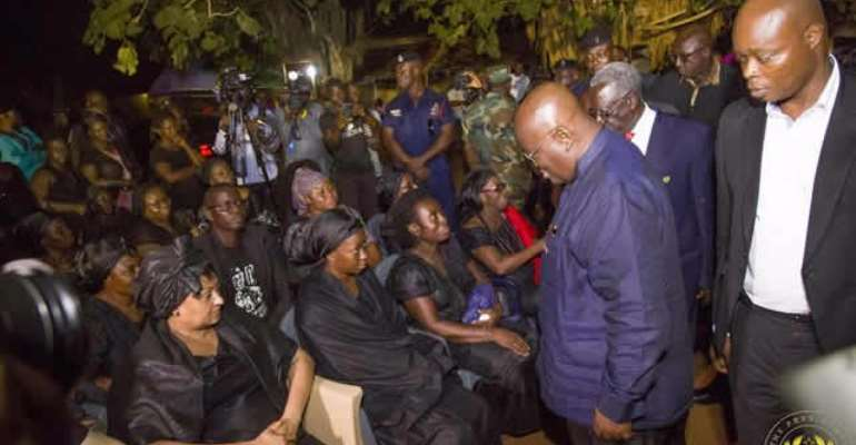 Pray For Captain Mahama---Family Tells Ghanaians