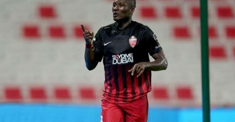 Asamoah Gyan's Al Ahli drawn against Persepolis in Asian Champions League quarters
