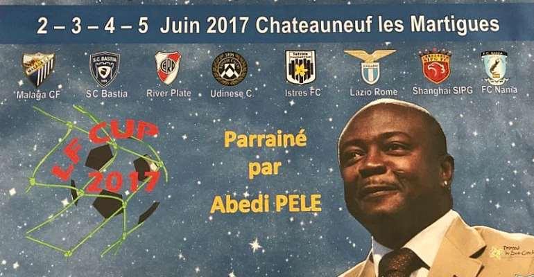 Nania FC in France for U-17 championship as Abedi Pele bids to resurrect club