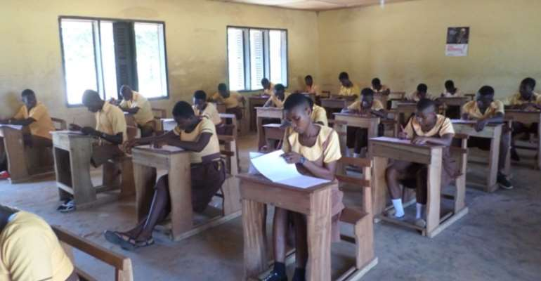 5 BECE Candidates Absent From Ridge Experimental Examination Centre