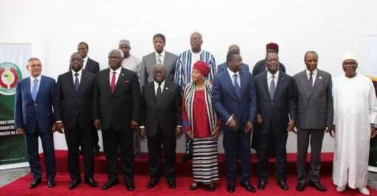 Faure Gnassingbe is ECOWAS new Chair