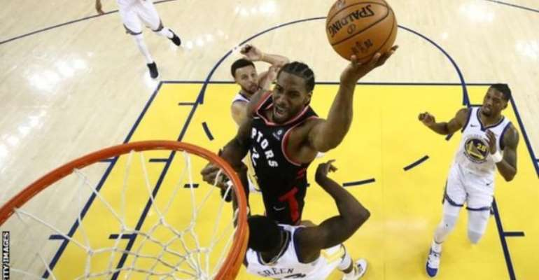 NBA Finals: Toronto Raptors Take 2-1 Series Lead Against Golden State Warriors