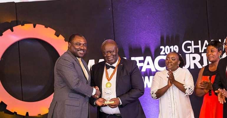 GIHOC Sweeps Top Awards At Ghana Manufacturing Awards