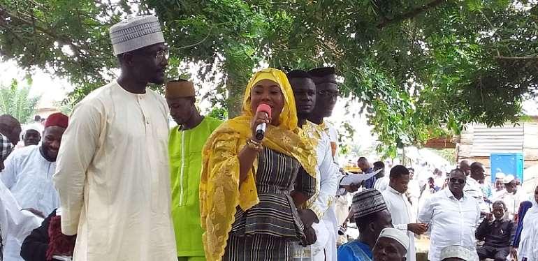 NDC Woman Eyes Opare-Ansah Seat