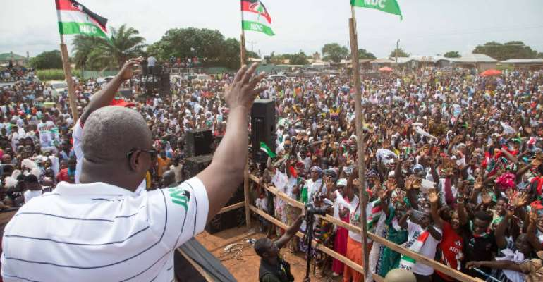 NDC Must Fully Adopt Us Into Mainstream Politics To Deal With NPP—TEIN