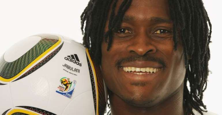 Ex-Ghana Forward Derek Boateng Names His All-Time Black Stars XI; Yeboah Snubbed