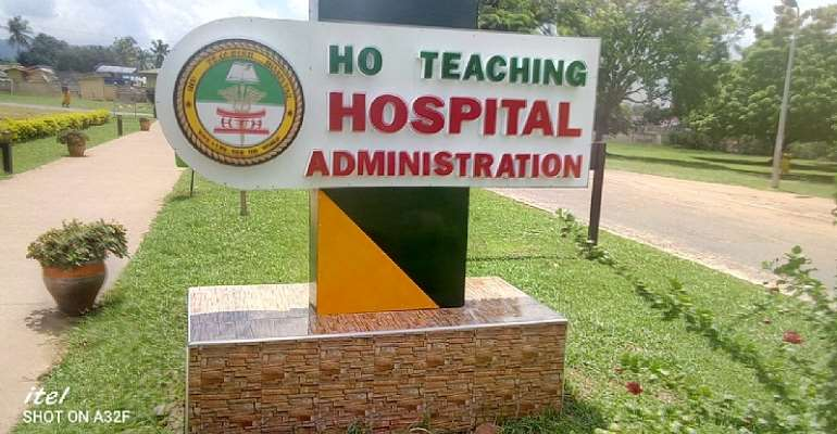 29year-Old-Man, 10 Others Held At Ho Teaching Hospital For Non-Payment