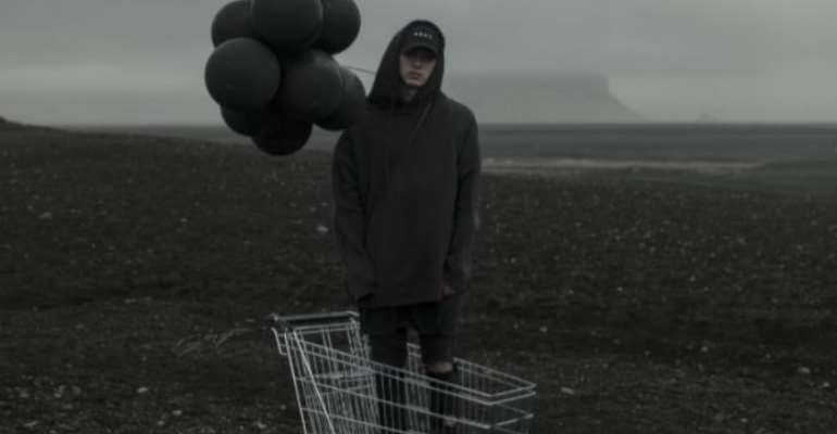 NF Explores The Dark Corners Of His Mind In 'The Search' Video