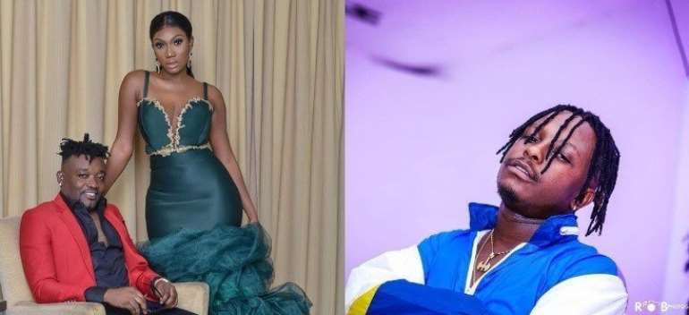 Bullet Reacts To Kelvyn Boy Snubbing Wendy Shay