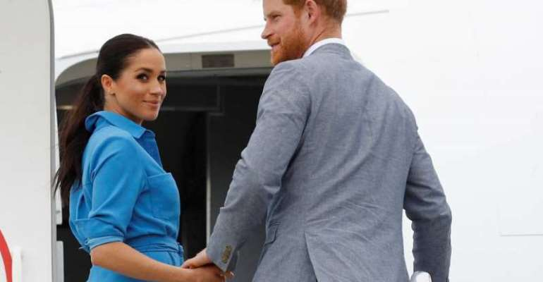 Was Meghan Formerly Explicitly Sharp On Famous British Men?