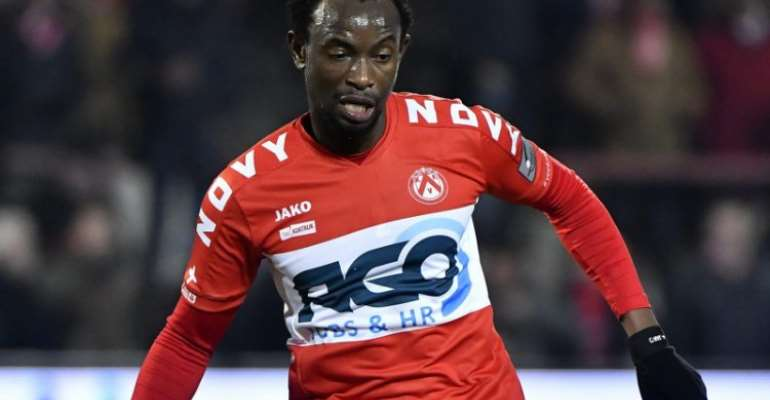 Belgium Club KV Kortrijk Part Ways With Ghana Star Bernard Kumordzi