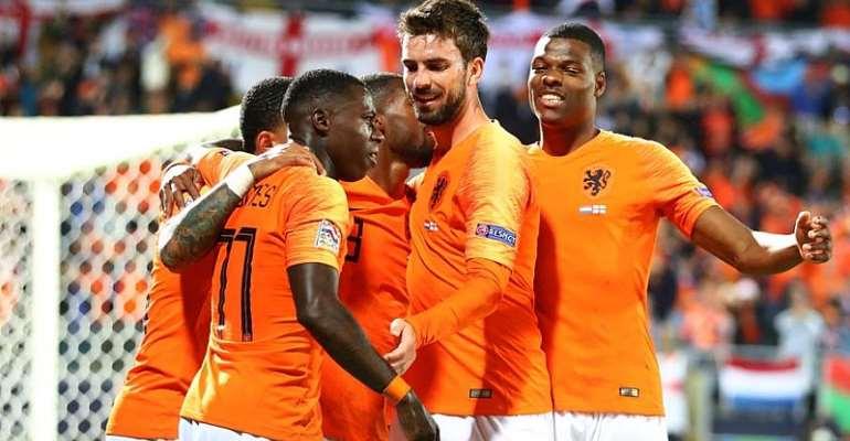 Netherlands Beat England To Reach Nations League Final
