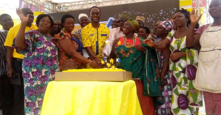MTN Celebrates Mobile Money @ 10 With Goodies For Customers