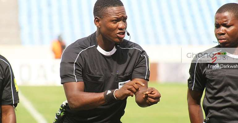 Ghana's Daniel Laryea Fail To Make Final List Of Referees For 2019 AFCON