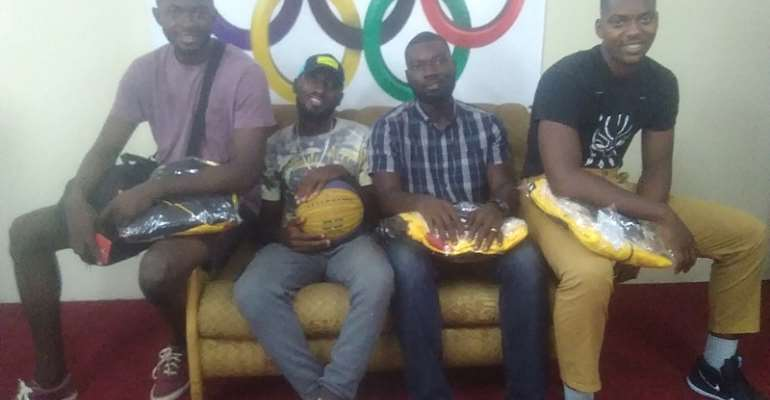 Team Ghana Gets Set For SAL 2019