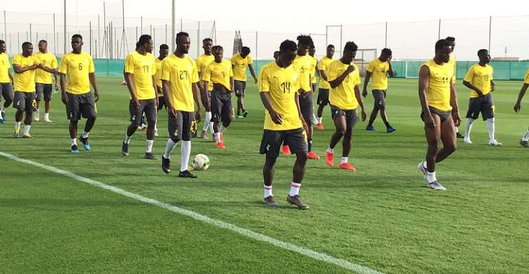 AFCON 2019: Micheal Osei Confident Ghana Will End 37 Years Trophy Drought